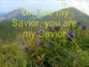 You are my Savior * song with English lyrics * sing Georgw Christian CS