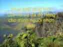 Phải biết rằng Ðức Giê-hô-va đã để riêng cho mình người nhơn đức.