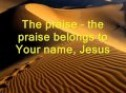 Praise and worship * song with English lyrics * sing Georg Christian CZ