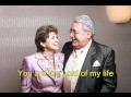 RIGHT NOW – VIDEO   PHOTO – GEORGE & MARCELA * song with English lyrics