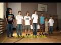 My nesem Kristovu záři * mládež se baví