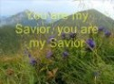 You are my Savior * song with English lyrics * sing Georg Christian CZ