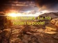 Tundke ometi, et Issand kohtleb imeliselt oma vaga ESTONIAN * sing George Christian CS